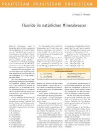 Mineralquellen Bad Liebenwerda Fluorfreie Mineralwaesser