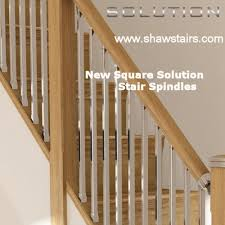 solution chrome spindles stairs raking baluster solution chrome
