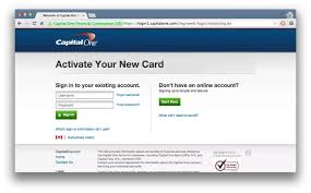 Capital One Venture Business Credit Card How To Activate My Capital One Card 2017 Quora