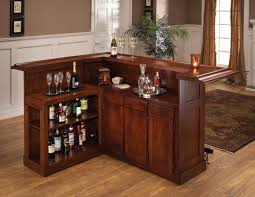 beautiful corner bar table diy cart minibars home design corner