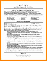 Accountant Resume Sample by 8 Sample Accounting Resume Rn Cover Letter