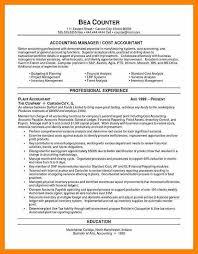 Senior Accountant Resume Sample by Senior Accountant Resume Httpwwwresumecareerinfosenior Entry