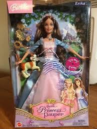 barbie princess pauper singing doll princess anneliese