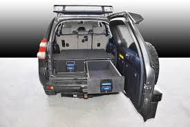 toyota land cruiser 150 series toyota landcruiser prado 150 series drawer system msa 4x4