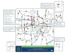Mn Dot Traffic Map I 94 West Closure Tops Twin Cities Weekend Traffic Woes