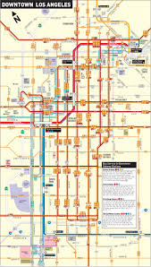Map Of Downtown Los Angeles 10 Best Images About Bus Stop On Pinterest Signs Bus Stop And Maps