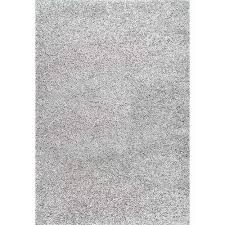 White Shaggy Rugs Shag Area Rugs Rugs The Home Depot