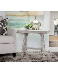 Mango Wood Side Table Cyber Monday Special Elliott Rustic Hand Crafted Wood Side Table