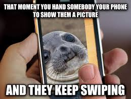 Animated Meme - animated awkward moment seal meme s iphone album secrets