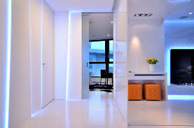 Nice  Small Studio Apartments With Beautiful Design Stylist - Modern apartments interior design