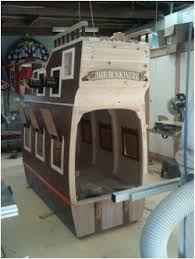 Pirate Ship Bunk Bed Callsign Ktf Pirate Ship Bunk Bed Project