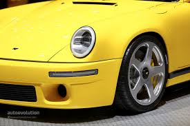 porsche ruf ctr 2017 ruf testing three incarnations of electric porsche 911 autoevolution