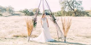 free wedding dresses colorful bright and free wedding ideas for the bohemian