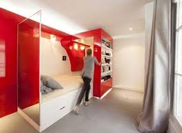 Sliding Bookcase Murphy Bed Clever Ways To Hide A Bed 12 Incredible Ideas Curbly