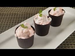 edible chocolate cups to buy chocolate cups chef anupa sanjeev kapoor khazana