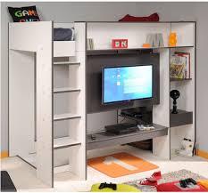 chambre ado mezzanine formidable chambre ado lit 2 places 1 lit mezzanines enfant box