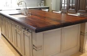 walnut kitchen island custom black walnut kitchen island countertops for the home