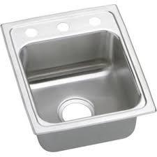 Stainless Steel Kitchen Sinks Youll Love Wayfair - Kitchen sink