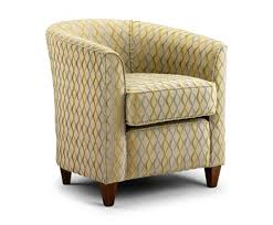 Occasional Chairs Furniture Famous Arts Occasional Chairs With Soft Fabric Seats