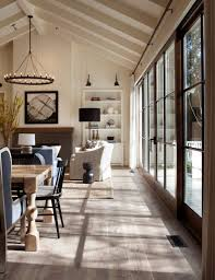 Modern Farmhouse Menlo Park Rustic Chic Farmhouse Style Dwelling In Northern California