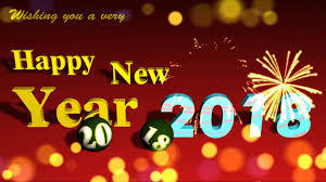 happy new year s greeting cards happy new year 2018 greeting card for whatsapp 3d