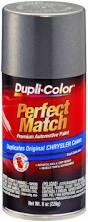 amazon com dupli color bcc0331 charcoal gray metallic chrysler