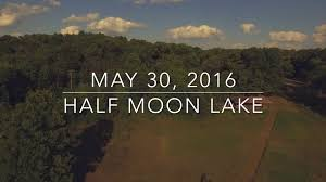 half moon lake pinckney mi firsttimeswimming youtube
