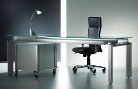 schreibtisch designer klain büromöbel ventus p r design schreibtisch aus glas