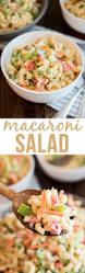 the 25 best creamy macaroni salad ideas on pinterest pasta