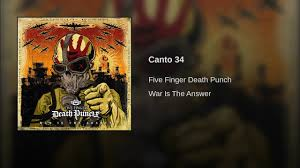 watch canto 34 youtube for musicians