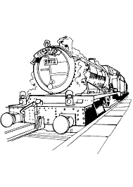 coloring page train coloring me