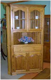 corner china cabinet oak costumes historiques com