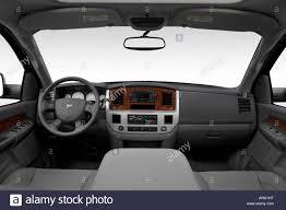 2007 dodge ram 2500 laramie in blue dashboard center console