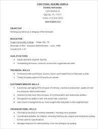 combination resume exles hybrid resume sles combination resume exles hybrid resume
