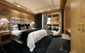 chambre chalet luxe chambre chalet montagne a lutage une des nombreuses chambre coucher