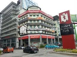 shop office for sale at fraser business park pudu for rm