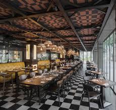 Kitchen Table Restaurant by Bread Street Kitchen Singapore Gordon Ramsay Restaurants