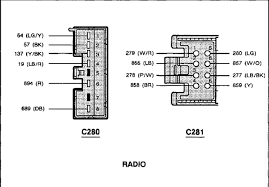 98 Mustang Radio Fuse Beautiful Mustang Radio Wiring Diagram Gallery Images For Image