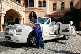 mansory rolls royce drophead rolls royce phantom maharaja peacock drophead coupe model