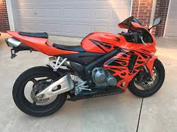 honda cbr 600r for sale honda cbr in tulsa ok for sale used motorcycles on buysellsearch