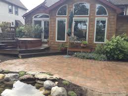 Ideas For Backyard Patios by Landscape Design U0026 Installation Services Landscaping Ideas