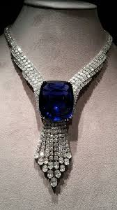 diamond necklace with sapphire images Best 25 sapphire necklace ideas blue sapphire jpg