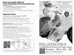 philadelphia sketch club annual illustration exhibit