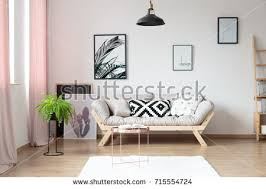 Sofa Table Against Wall Stock Images Royalty Free Images U0026 Vectors Shutterstock