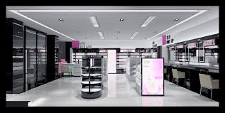 jumei products store decoration design online and offline oto
