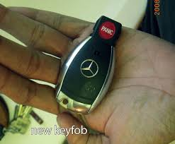 mercedes replacement key diy how to replace batteries in your keyfob with pictures