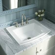Colored Bathroom Sinks Kohler K 2355 0 Archer Undercounter Bathroom Sink White