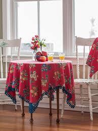 genevieve tablecloth linens u0026 kitchen tablecloths beautiful