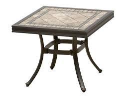 ceramic tile top patio table ceramic patio table ceramic tile top dining great tile top outdoor