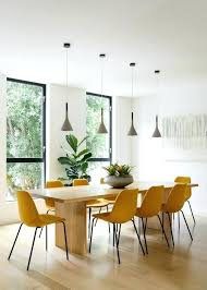 Lighting Over Dining Room Table Dining Table Standard Height Pendant Light Over Dining Table
